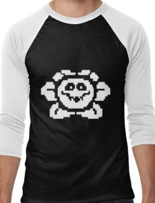 Flowey Men's Baseball ¾ T-Shirt