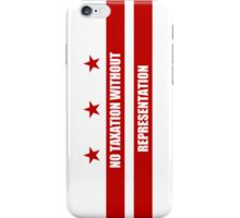 Smartphone Case - Flag of Washington DC 2 iPhone Case/Skin