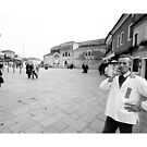 BARBER - BURANO , ITALY 2012 by rtavoni