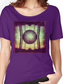 Orb of Watercolorishness Women's Relaxed Fit T-Shirt