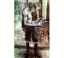 Bauhaus Worker 1. Photographic Print