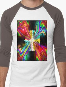 art nouveau Men's Baseball ¾ T-Shirt