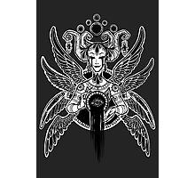 Winged Void Photographic Print