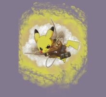 Pikachu! I CHOOSE YOU! ATTACK ON TITAN! Kids Clothes
