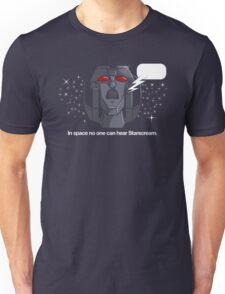Space Scream Unisex T-Shirt