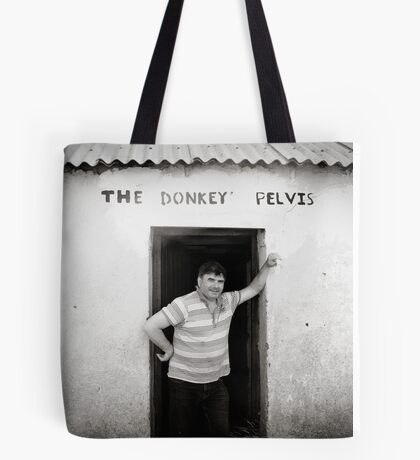 The Donkey Pelvis, Owey Island Tote Bag