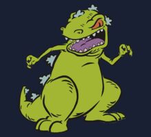 Reptar in High Quality - Rugrats by santilopez