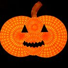 Spooky Spirograph Halloween Pumpkin! by RachelEDesigns