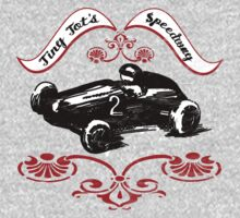 Girls and Boys Speed Shop Tiny Tot's Speedway  Kids Clothes