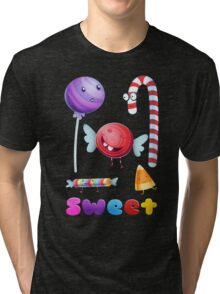 Candy Parade Tri-blend T-Shirt