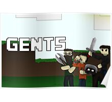 Team Gents Poster
