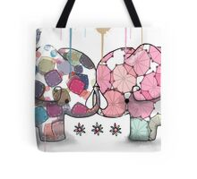 elephant confection Tote Bag