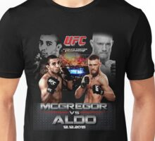 Mcgregor VS Aldo Unisex T-Shirt