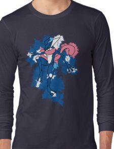 Greninja - Alternate Long Sleeve T-Shirt