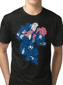 Greninja - Alternate Tri-blend T-Shirt