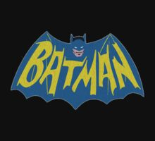 Batman Vintage Logo by Everwind