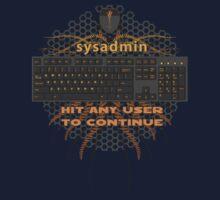 SysAdmin by SirInkman
