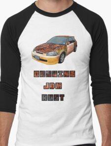 Genuine JDM Rust Civic Men's Baseball ¾ T-Shirt
