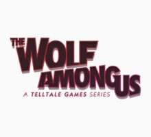 The Wolf Among Us (Logo) by Joyfulleejoyful