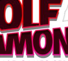 The Wolf Among Us (Logo) Sticker