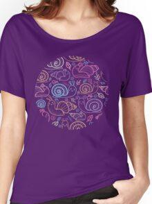 Cute little snails pattern Women's Relaxed Fit T-Shirt
