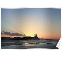 Reculver Towers #1 Poster