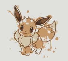 Eevee by Keelin  Small