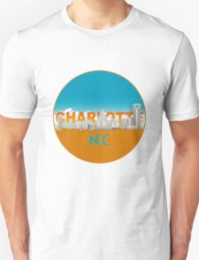 Charlotte NC T-Shirt