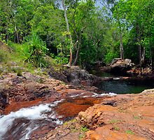 Buleys Rockhole by Terry Everson