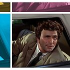 PETER FALK 1973 (COLUMBO) by Udo Linke