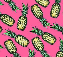 Pineapple yo by Victoria Jover