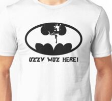 Ozzy Woz Here Kelly Cool Funny nerd Geek Gift T-Shirt Unisex T-Shirt