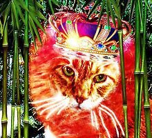 """""""...but I AM a Lion!"""" by Kristie Theobald"""