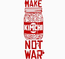 Make Kimchi Not War Funny Cool Nerd Geek T-Shirt Unisex T-Shirt