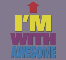 I'm with awesome Kids Clothes