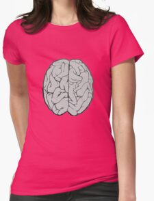 brain Womens T-Shirt