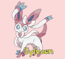 Sylveon Typography by Stephen Dwyer