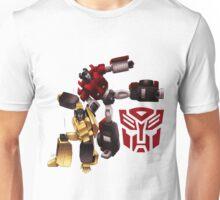 Sunstreaker & Sideswipe Unisex T-Shirt
