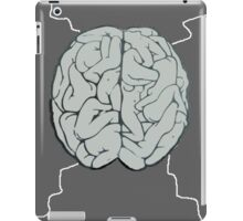 men's brain iPad Case/Skin