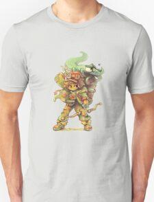 ChewyDinosaur Adventurer Unisex T-Shirt