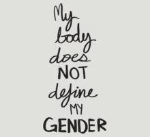 Gender PSA T-Shirt