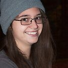 Amy - Our senior this year in our youth group by Penny Rinker