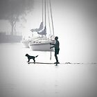 Paddling In The Mist by ShotsOfLove