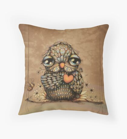 You're on my Heart Throw Pillow