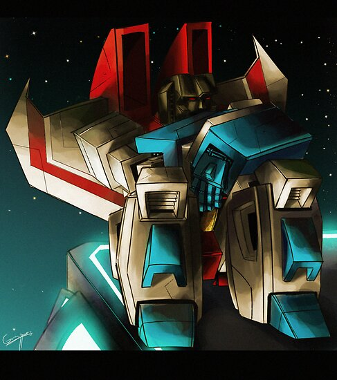 Starscream by iennisita