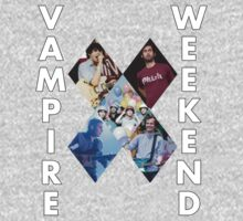 Vampire Weekend Collage by raimy