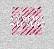 Vampire Weekend Floral Long Sleeve T-Shirt