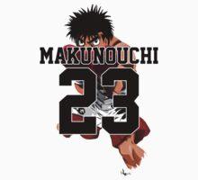 Makunouchi Ippo by nealsotelo