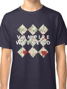 Vampire Weekend Floral 2 Classic T-Shirt