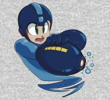 The one and only Mega Man by tchoppa